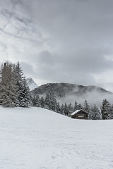 schneeig / snowy