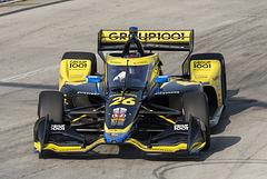 Colton Herta - Andretti Autosport - Acura Grand Prix of Long Beach