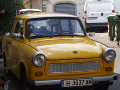 Trabant from Bulgaria.