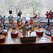 Christmas Carousel Ornament Music Boxes