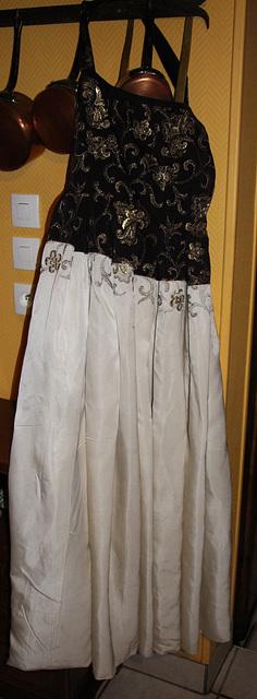robe de Monsieur Molyneux