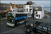 Lyme Regis bus stop