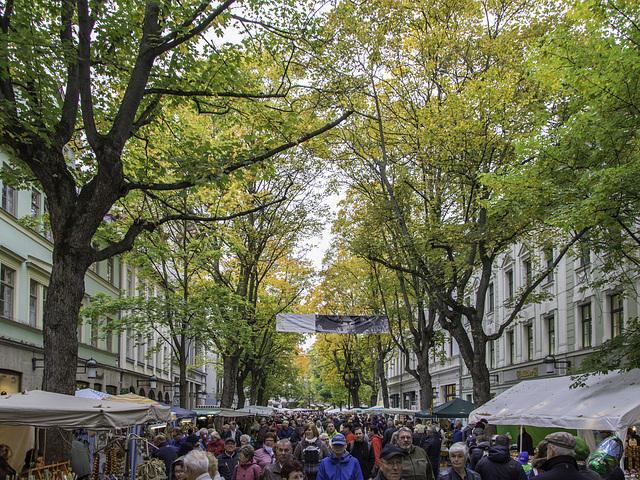 Zwiebelmarkt in Weimar