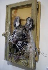 Mouse, by Bordalo II.