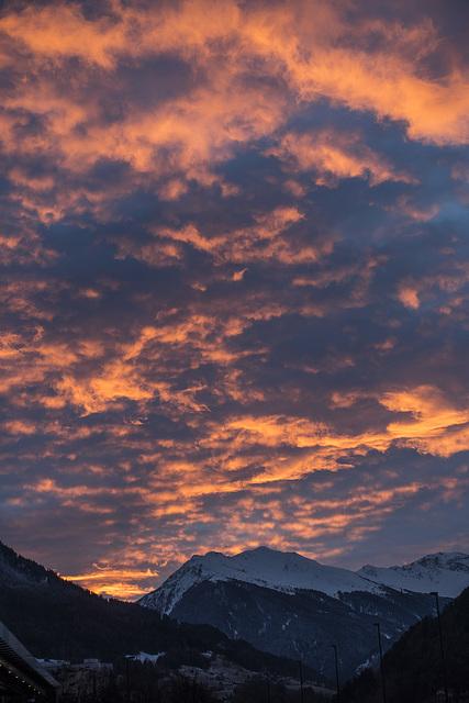 Alpenrot / alpinered