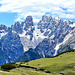 Panoramablick Monte Cristallo