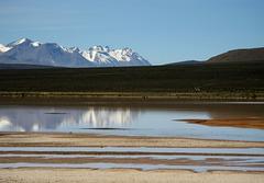 Les Andes péruviennes
