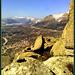 Valdemanco from the ridge