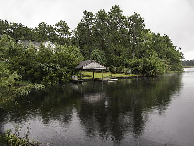 Boathouse, Brunswick County, NC
