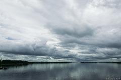 an der Kalvholmsfjärden (© Buelipix)