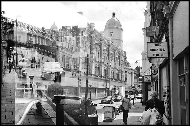 Double Exposure, Ferndale Road, Brixton.