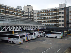 DSCF6258 Victoria Coach Station, London - 11 Mar 2017