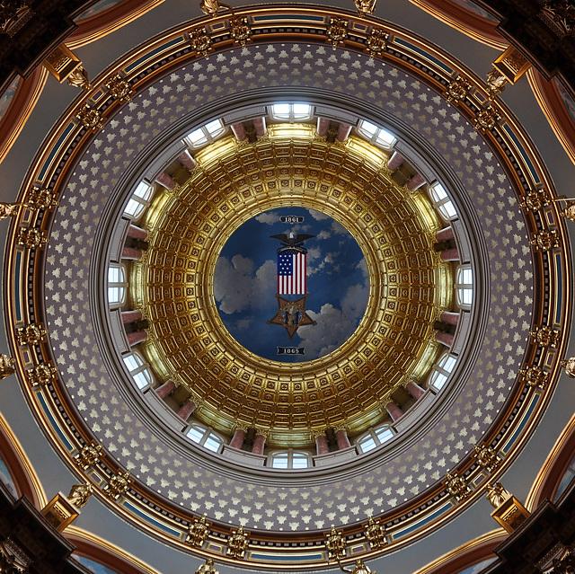 Iowa State Capitol Rotunda