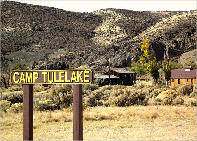 Camp Tulelake, northern site