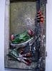 Frog, by Bordalo II.