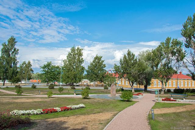 Zwischenhalt in Kristianestad (© Buelipix)
