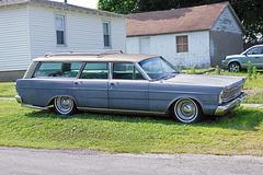 1965 Ford Galaxie Country Sedan Station Wagon