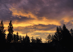 6:30 A.M. Near Dragon Lake, BC - Canada
