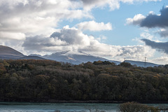 The Menai straits with Snowdonia in the background2