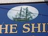 CAS - ber : Berwick - 2010 (SEA) - Ship sign