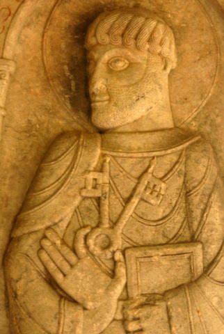 Saint Pierre (cloître de Moissac, Tarn et Garonne)
