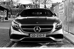 2015 Mercedes-Benz S 63 AMG 4Matic