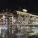 Bundesplatz at night