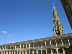 Piece Hall, Halifax, God's own county.