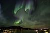 Aurora over Stokmarknes