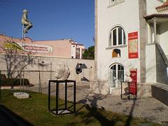Art outdoors - Municipal Gallery Artur Bual.