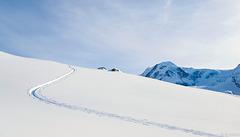 Spuren im Schnee (© Buelipix)