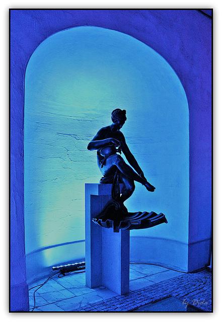 Blaue Stunde - Blue Hour