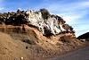 Basalt über Lapilli. ©UdoSm