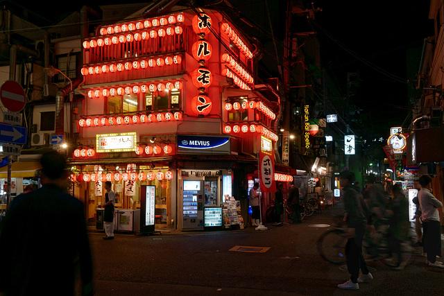 Fin de journée à Osaka (15)