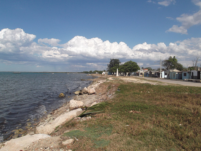 Diagonale de rivage / Diagonal shore