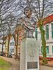 Glückstadt, Denkmal für den Gründer