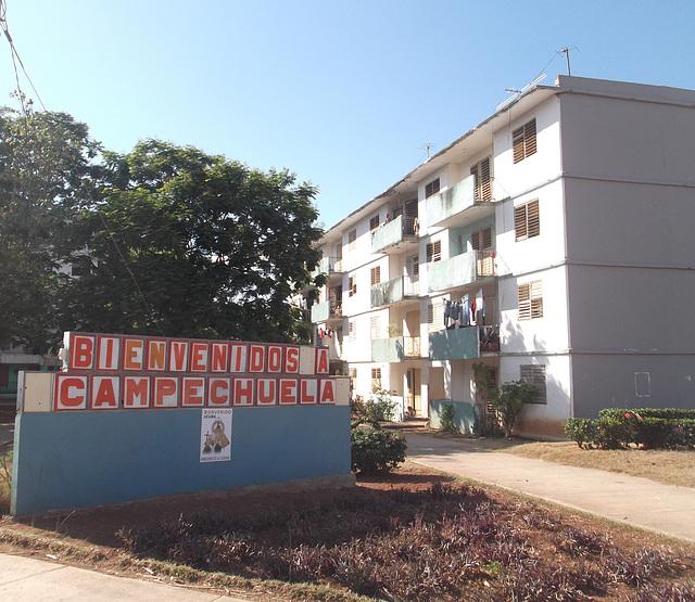 Bienvenue à Campechuela !