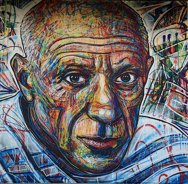 Street Art à Courchevel