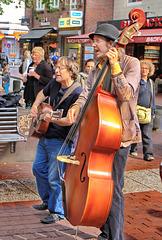 Hamburg, Straßenmusiker (1)