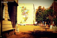 уличная живопись
