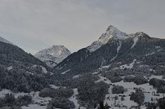 Schruns, Fresh Snow Fell