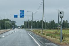unterwegs auf der E8 (© Buelipix)