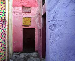FEZ, Medina, colours