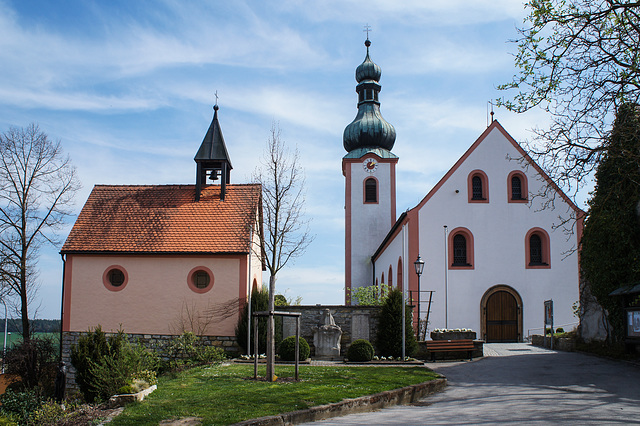 Neukirchen, Pfarrkirche St. Martin (PiP)
