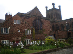 Chester Cathedral and Abbey.