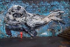 Streetart in Câmara de Lobos - Madeira