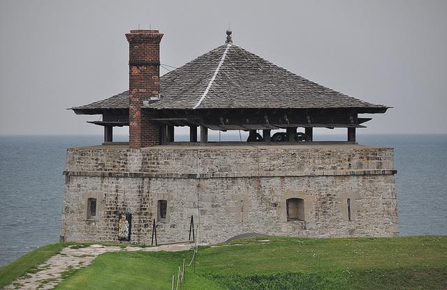 Redoubt at Fort Niagara