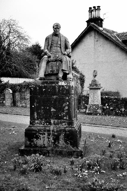 Grave of Henry Bell, Rhu and Shandon Parish Churchyard
