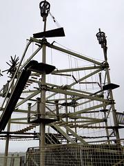 Climbing Frame Southsea - Clarence Pier Amusement Park