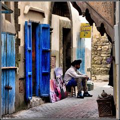 """""""Dans les rues d' Essaouira"""" - MAROC"""